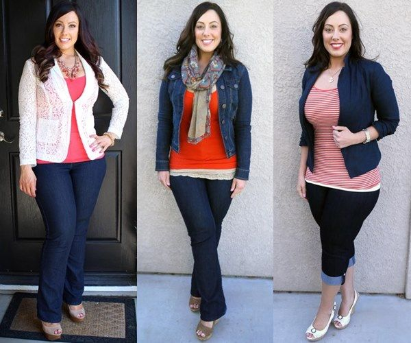 How to Dress the Big Bust