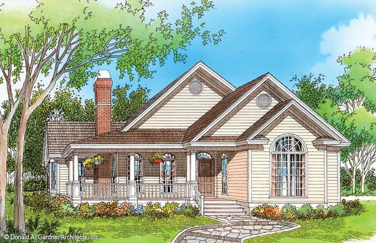 The Hampstead I House Plan