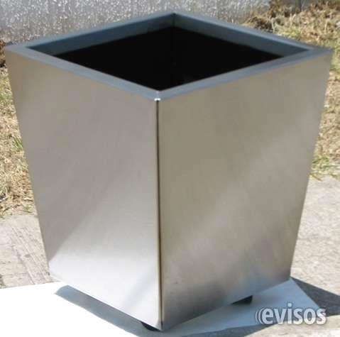 Macetas Acero Inoxidable, Fibra de Vidrio y Aluminio SOMOS FABRICANTES  FABRICAMOS MACETONES, MACETAS,JARDINERAS TODOS TIPOS METALICAS, ACERO INOXIDABLE , EN ALUMINIO Y  ...  http://benito-juarez.evisos.com.mx/macetas-acero-inoxidable-fibra-de-vidrio-aluminio-somos-fabricantes-id-599191