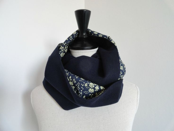 Snood Liberty+polaire