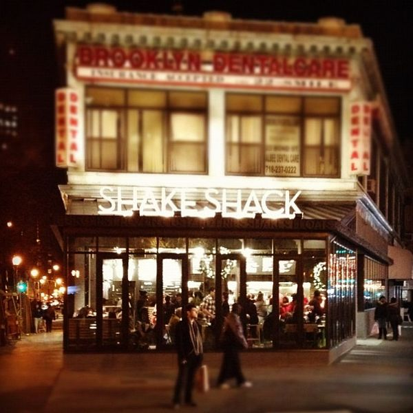 good burger from the Shake Shack and get your teeth clean! love BK..will eat here again