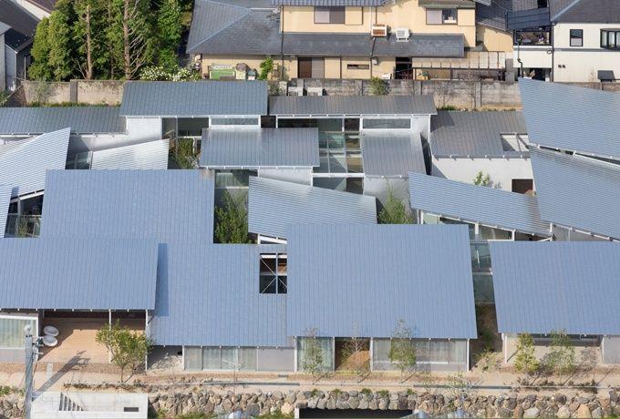 genius loci kyoto nishinoyama house d 39 architectures architecture. Black Bedroom Furniture Sets. Home Design Ideas