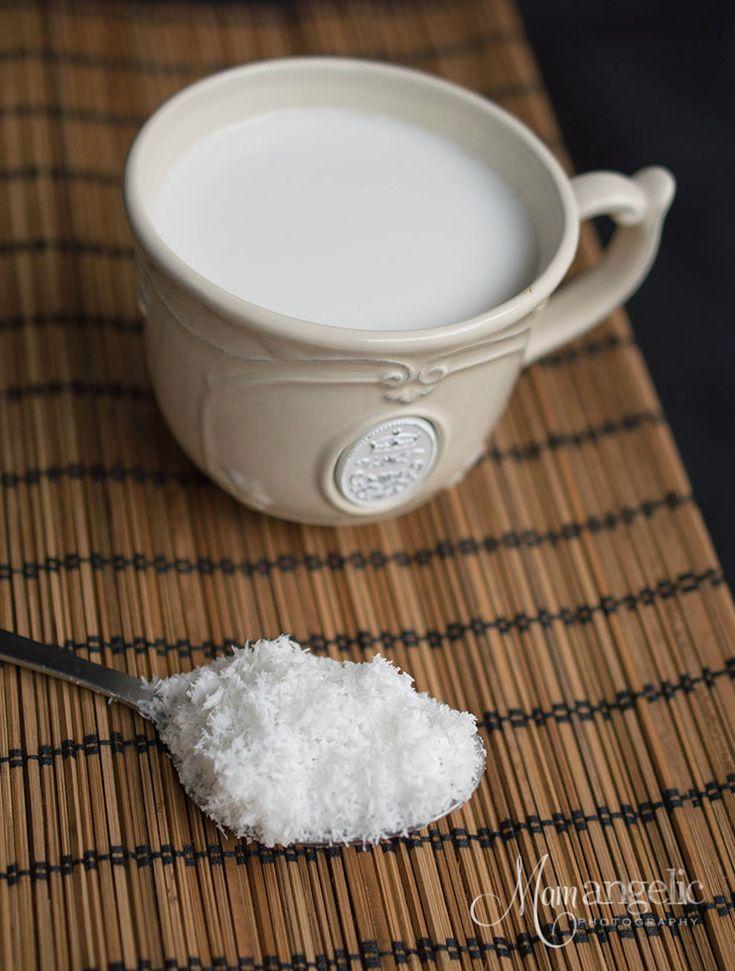 Δείτε πώς να φτιάξετε μόνοι σας γάλα καρύδας!