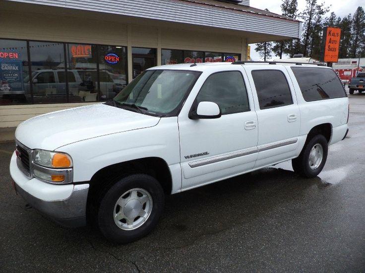 2005 GMC Yukon XL 4dr Yukon XL 1500 4WD SLE