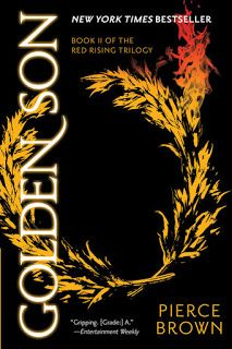 Gone With The Books - Review - Golden Son by Pierce Brown