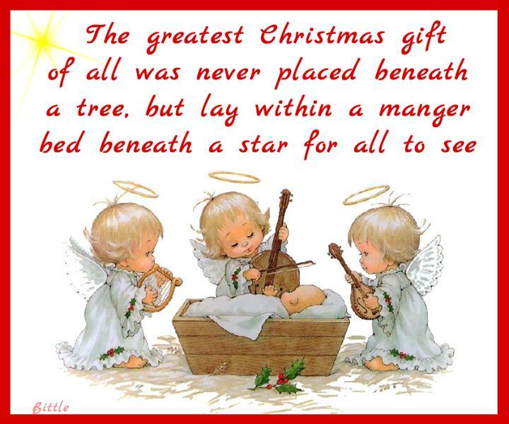 The greatest Christmas gifts jesus christmas merry christmas christmas quotes christmas quote religious christmas