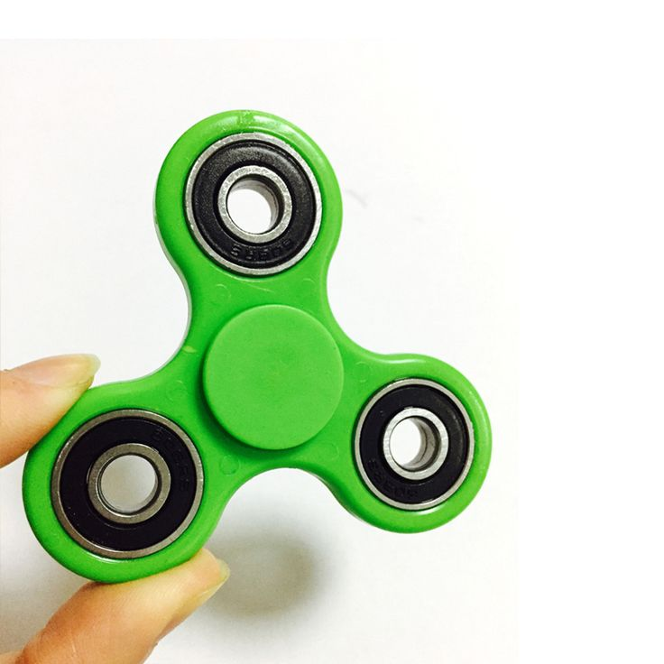 Hand Spinner Super Fast and Long Lasting~Finger Spinner EDC Fidget Autism ADHD Toy Hand Fidget Spinner with metal bearing