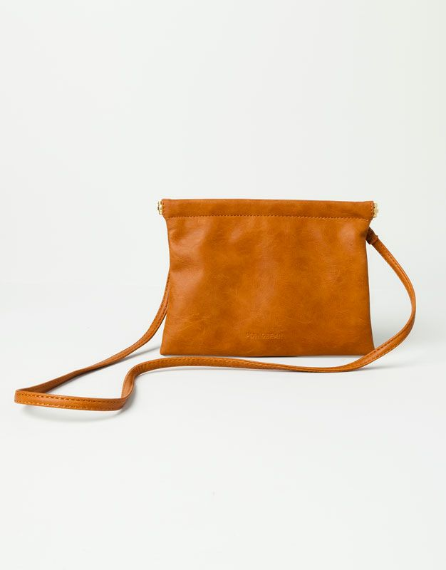 :MINI-BAG WITH METAL CLASP