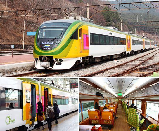 KR Pass-中部內陸觀光列車