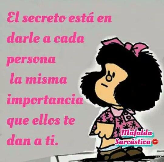 Mafalda: El Secreto ...