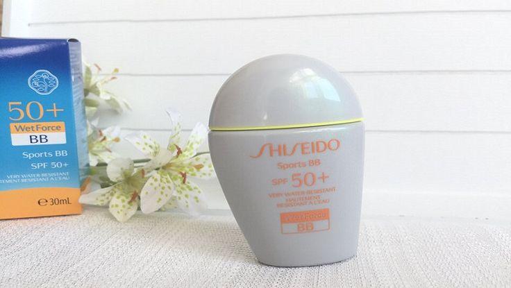 Protección solar BB-Shiseido http://www.estoyradiante.com/cremas-proteccion-solar
