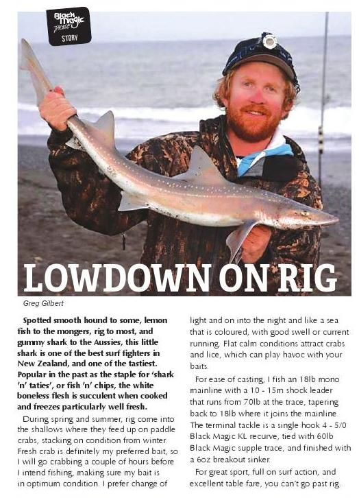 #ClippedOnIssuu from Issue 122 - The Fishing Paper & Hunting News
