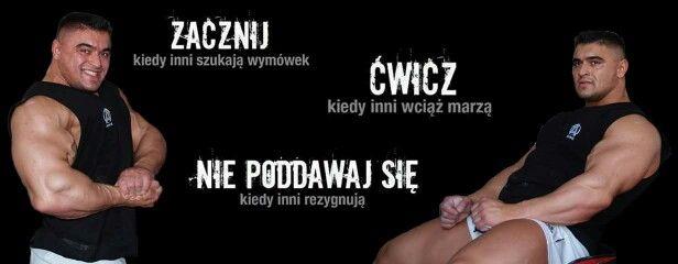 #aktywnewejherowo #dariuszjarzynski #gym #sport #motivation #trening #wejherowo #sila