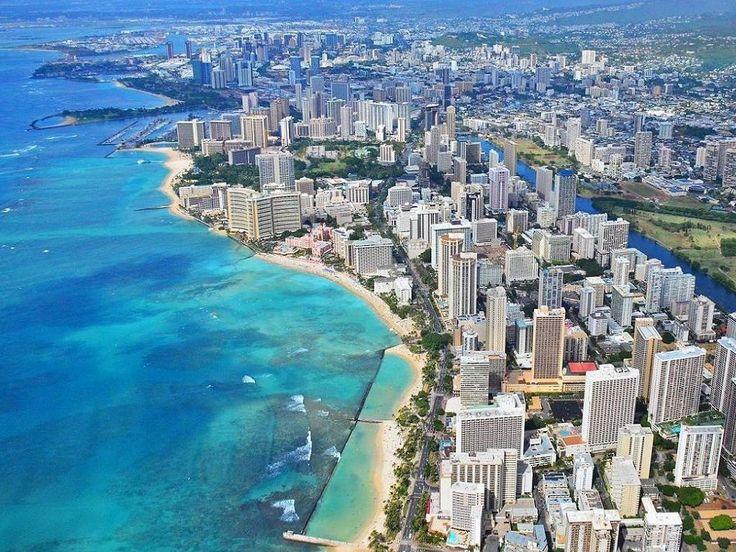 A Csendes-óceán közepén – Hawaii szigetek
