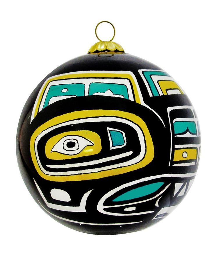 'Dream Weaver' Glass Ornament