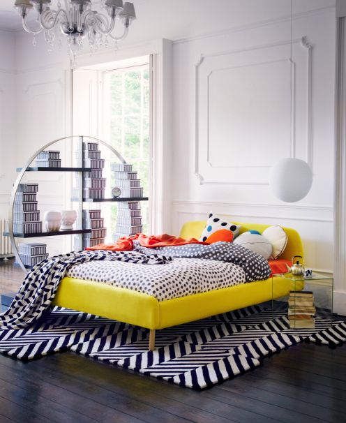 Pop Art Bedroom Designs Two Bedroom Apartments Black And White Small Bedroom Ideas Four Bed Bedroom: Dassle Print