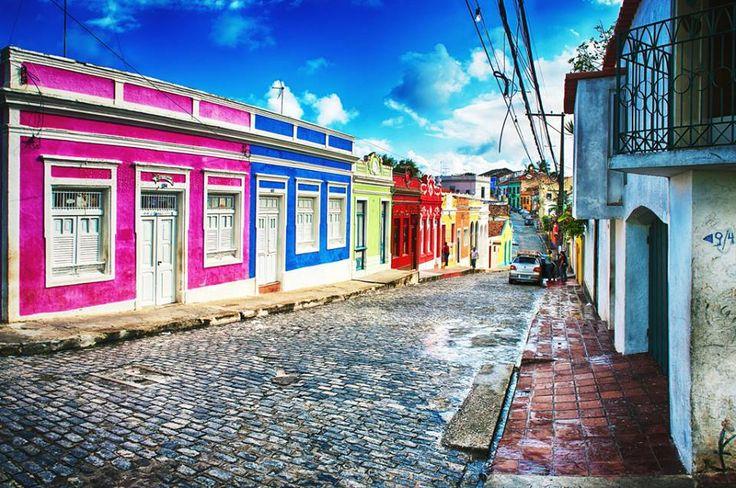 Olinda (PE) - Strade della città Foto: Omar Junior www.italianobrasileiro.com