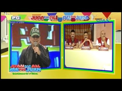 Eat Bulaga January 27 2017 Juan for All - All for Juan Sugod Bahay - WATCH VIDEO HERE -> http://philippinesonline.info/aldub/eat-bulaga-january-27-2017-juan-for-all-all-for-juan-sugod-bahay/   Eat Bulaga January 27 2017 Juan for All – All for Juan Sugod Bahay  Video credit to AlDub Pa More YouTube channel