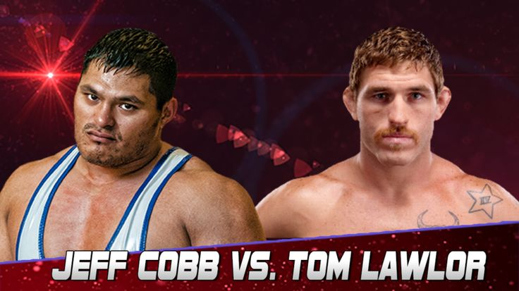 "UFC's ""Filthy"" Tom Lawlor vs. Jeff Cobb added to MLW: One-Shot in Orlando on October 5"