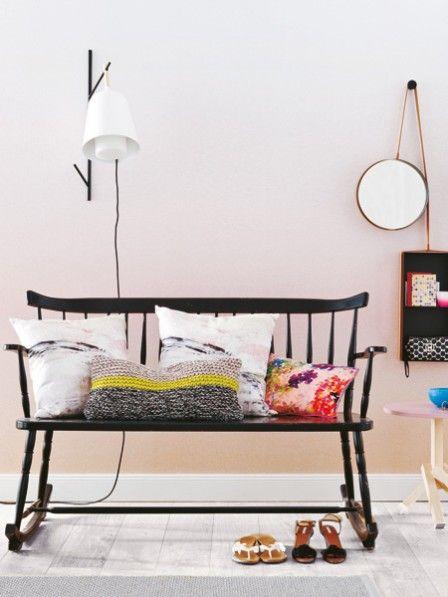 67 best Wohnzimmer images on Pinterest Living room, Ad home and - schöne tapeten für wohnzimmer