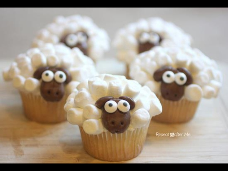 Sheep Cakes whit an #Emotion could be Perfect!