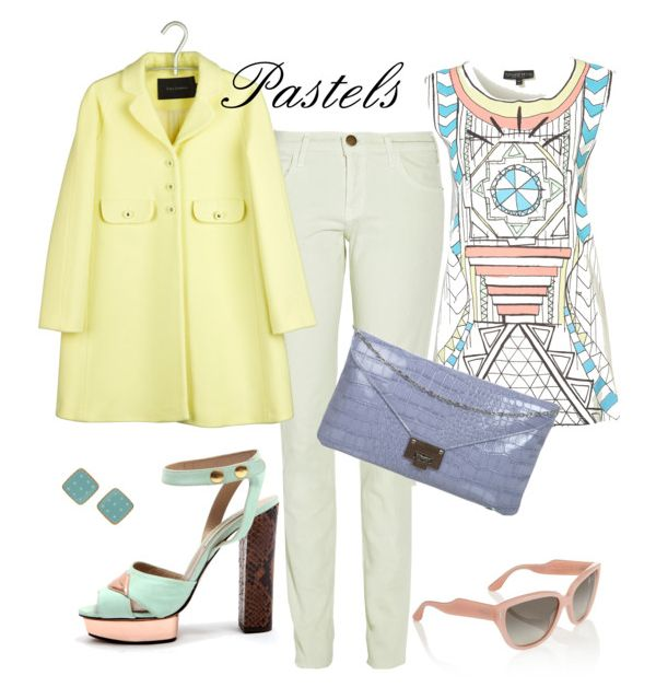 Pastels: Outfit Ideas, Dyt Types 1 Clothing, Amazing Outfit, Fashion Website,  Jammi, Spring Outfit, Pastel Outfit, Color Outfit,  Pyjama