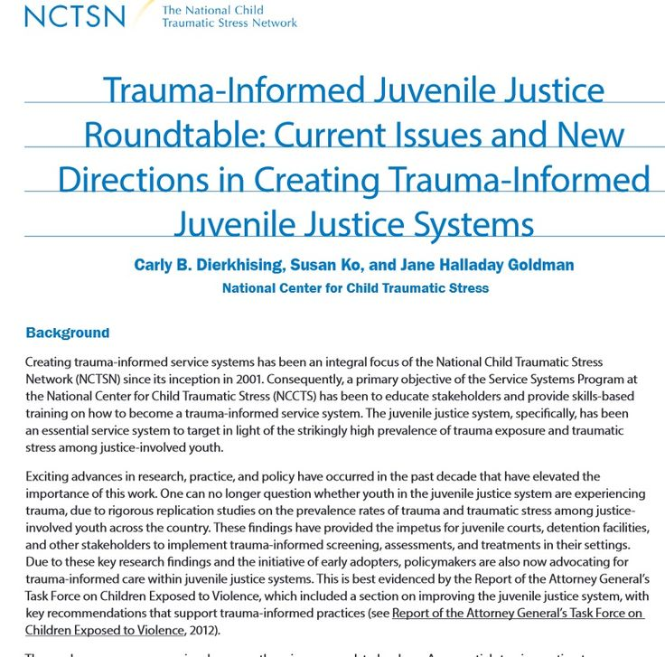 juvenile justice addresses society issues Effective gender-responsive interventions in juvenile justice:  paper presented at the 2001 annual meeting of the american society  this paper addresses the.