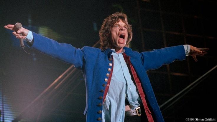 Mick Jagger 1994 Carter Finley - Photo by Simon Griffiths1994 Carter, Jagger 1994, Carter Finley, Mick Jagger