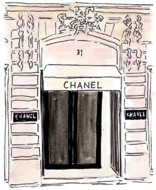 Chanel Book Cover Printable : Chanel makeup i love pinterest