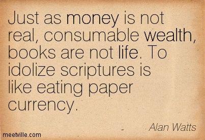 #Alan Watts #Metaphysical #Quote