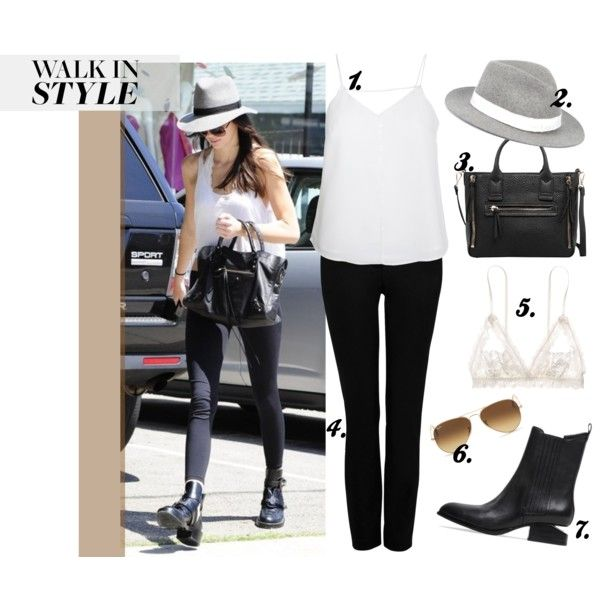 """""""She sees them walkin' in a straight line"""" by mplusk on Polyvore"""
