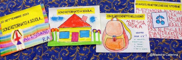 Maestra Caterina: Primi giorni di scuola