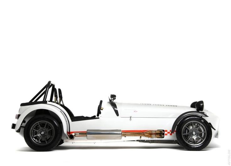 2009 Caterham R500