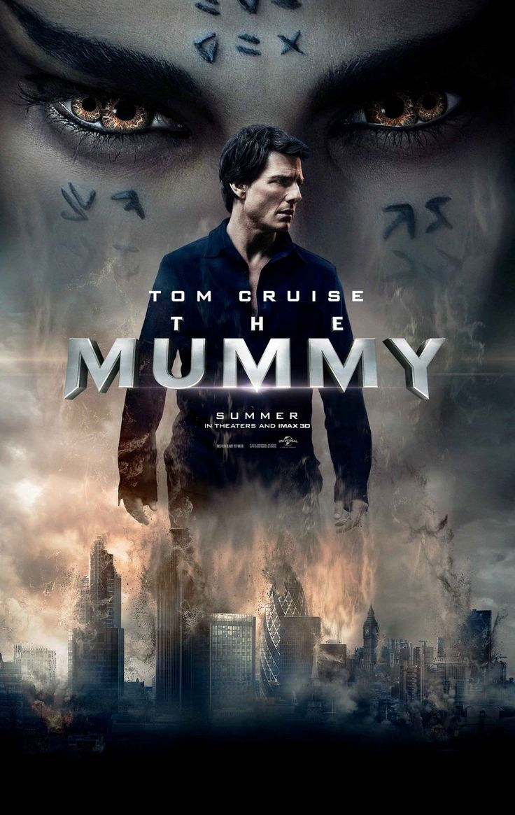 The Mummy (2017) directed by: Alex Kurtzman starring: Tom Cruise, Sofia Boutella, Annabelle Wallis, Jake Johnson