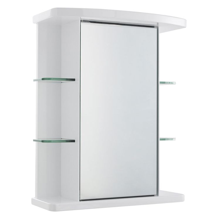 The Virtue Mirrored Cabinet, 530mm High x 665mm Wide, White is a model from the attractive range of mirrored bathroom cabinets manufactured by Prestige. This bathroom cabinet includes many exciting design features that make it perfect for a modern bathroom. Supplied complete with a 12 month guarantee for total peace of mind, you can be assured that you are receiving an item of the highest quality.