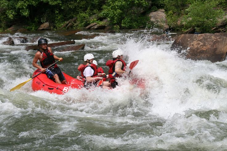 Rafting in Arachthos - agreekadventure.com