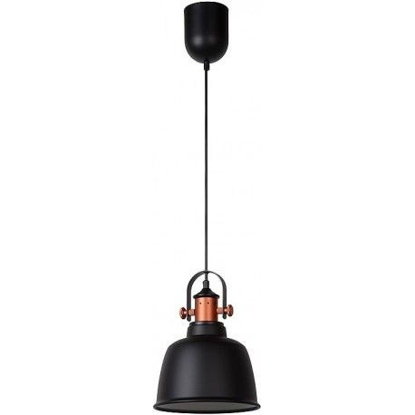 Czarna lampa wisząca Tjoll świetnie odnajdująca się w wnętrzach loft. https://blowupdesign.pl/pl/18-designerskie-lampy-wiszace-kuchenne-nowoczesne-sklep #lampywisząca #lampyloftowe #oświetleniesypialni #pendantlamps #lighting