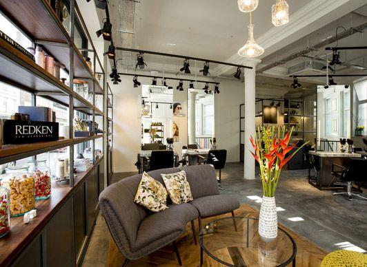 George Northwood's London hair salon opens - Telegraph