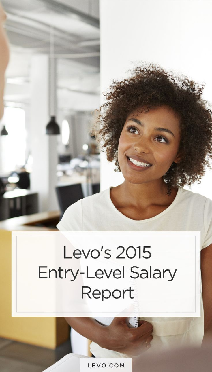 Levo's salary report is here! #Millennials share their REAL salaries. - levo.com