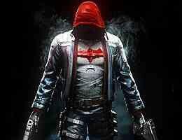 Arkham Knight Red hood