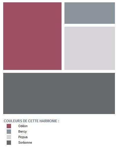 un mois une couleur le rose od on se marie harmonieusement avec le gris sorbonne et le. Black Bedroom Furniture Sets. Home Design Ideas