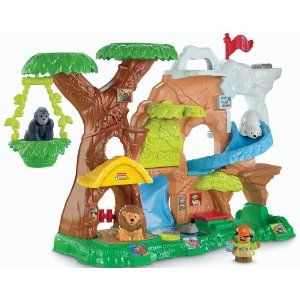 BEST BUY!! Fisher-Price Little People Zoo Talkers Animal Sounds Zoo CHEAP