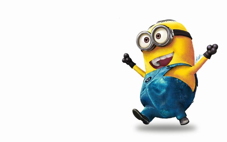 Minions Wallpaper Cartoon