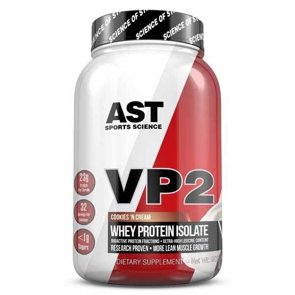 VP2 Whey Isolate 2 Lbs. @ Wholesale Supplements & Pop Up