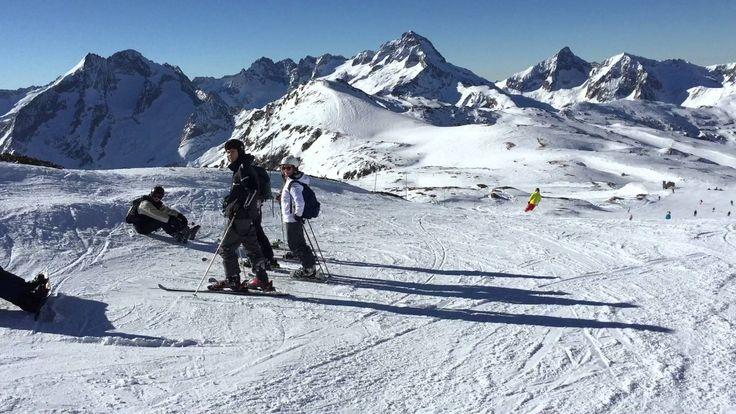 ACTIV EVENTURIA - Ski - Les 2 Alpes - Le Glacier - Franta IV