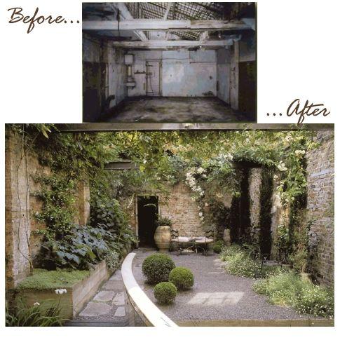 Garden Ideas Before And After 14 best before/after garden images on pinterest | backyard ideas