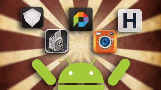 5 BETTER alternatives to Instagram on your android device.