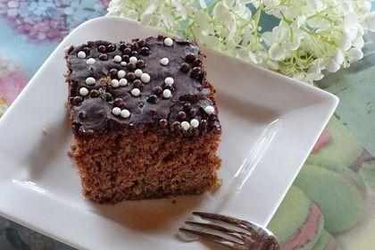 Zucchinikuchen, ein schmackhaftes Rezept aus der Kategorie Kuchen. Bewertungen: 185. Durchschnitt: Ø 4,7.