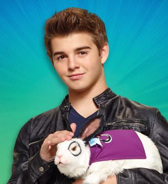 Jack Griffo As Max Thunderman In Nickelodeon`s New Series, The Thundermans