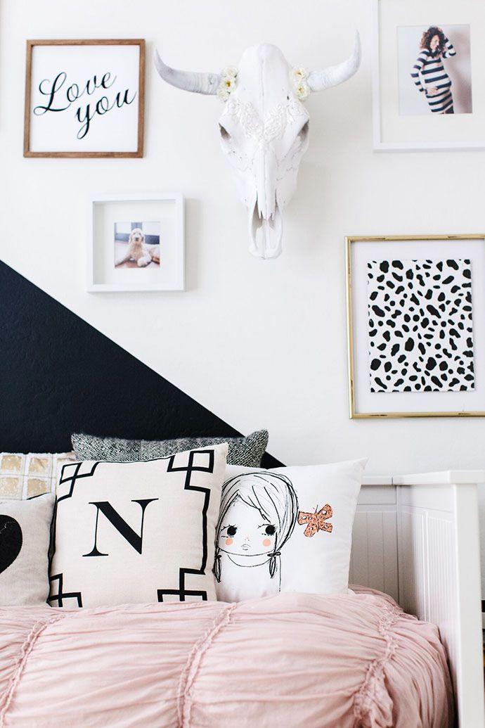 Cutest girl's room